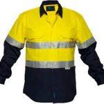 Konveksi Baju Seragam kerja Aiscao