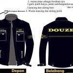 Desain jaket dari Customer Konveksi Jaket Murah Bandung