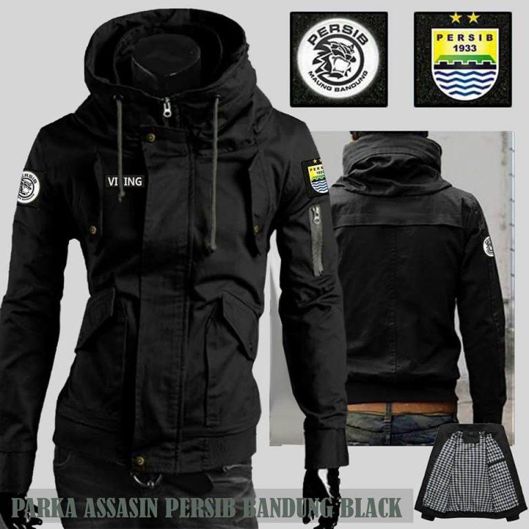 Desain jaket parka dari Customer Konveksi jaket Murah bandung
