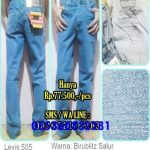Konvesi Celana Jeans Standar
